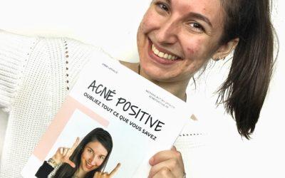 Livre Acné Positive + 1 arbre planté