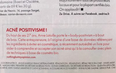 Parution Elle Magazine