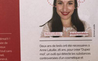Parution Féminin Bio /