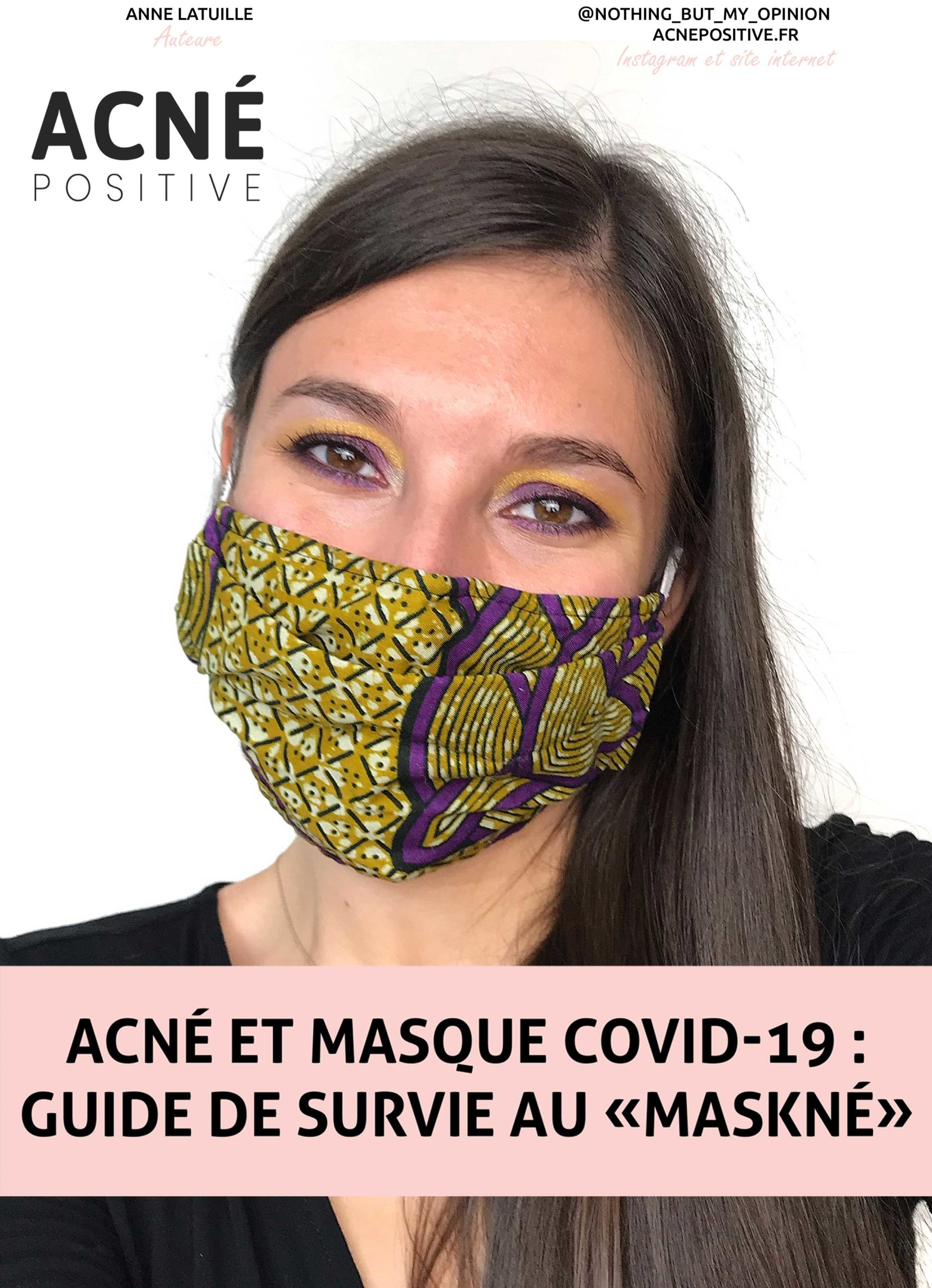 Ebook guide de survie au Maskné