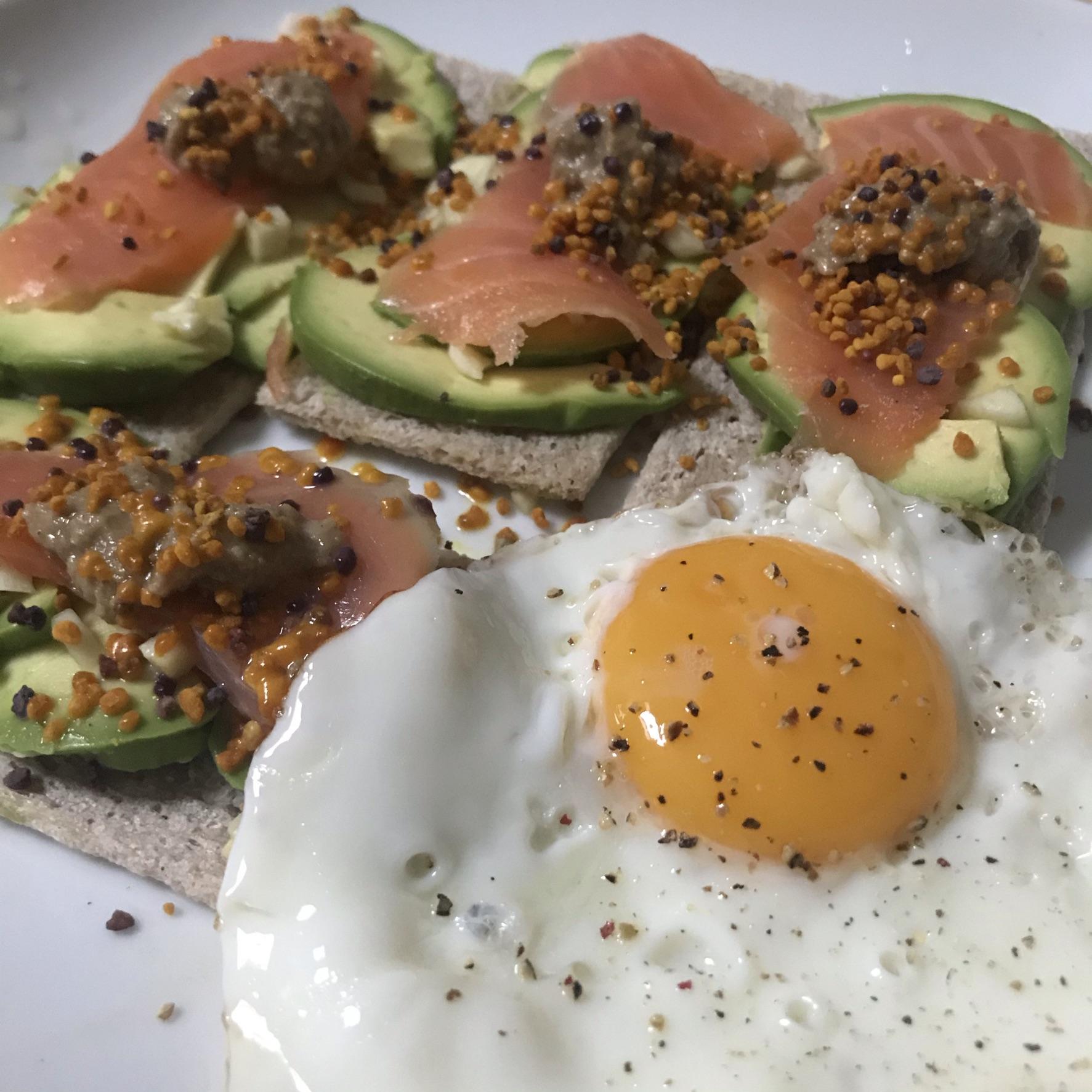 petit déjeuner jour 5