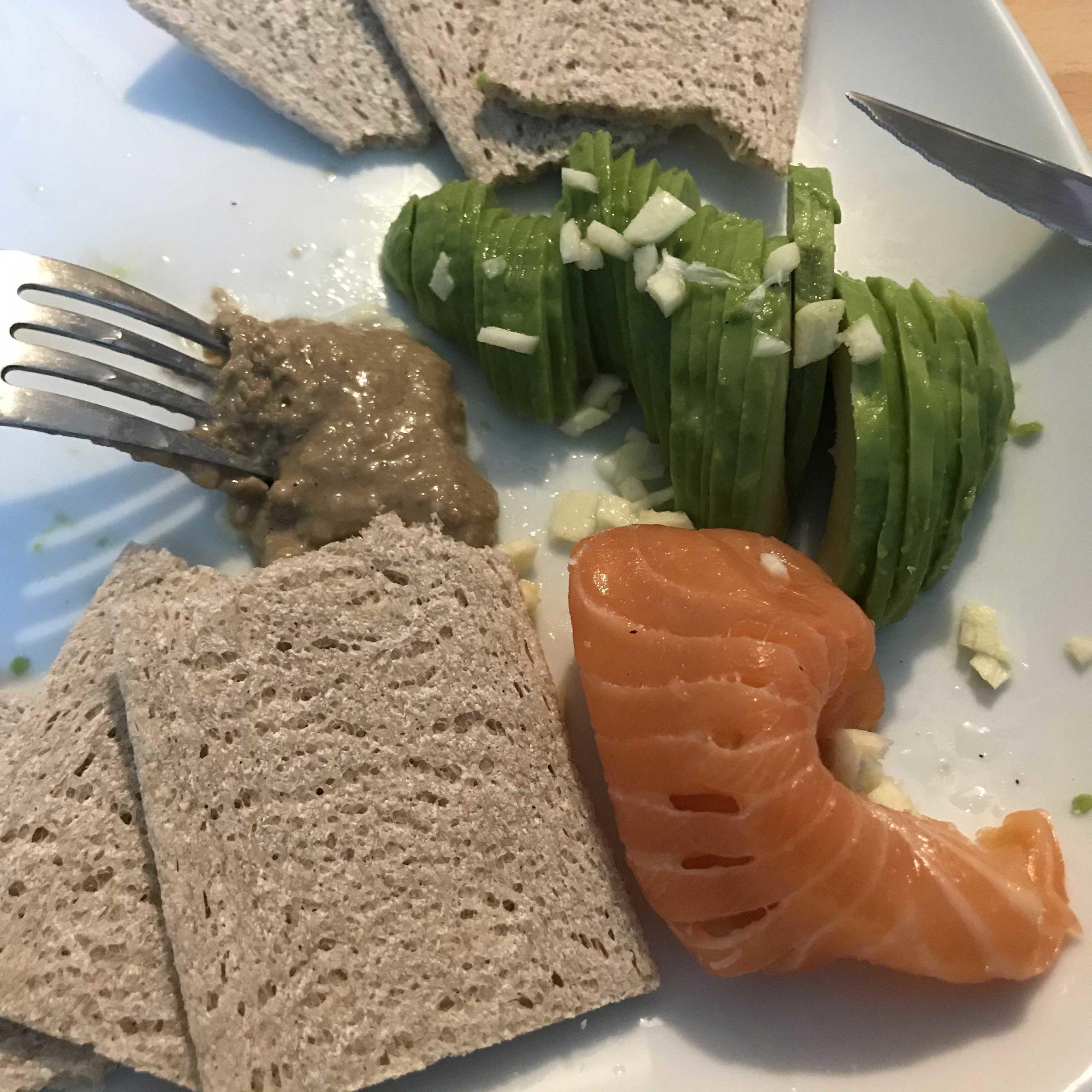 Petit dejeuner jour 4