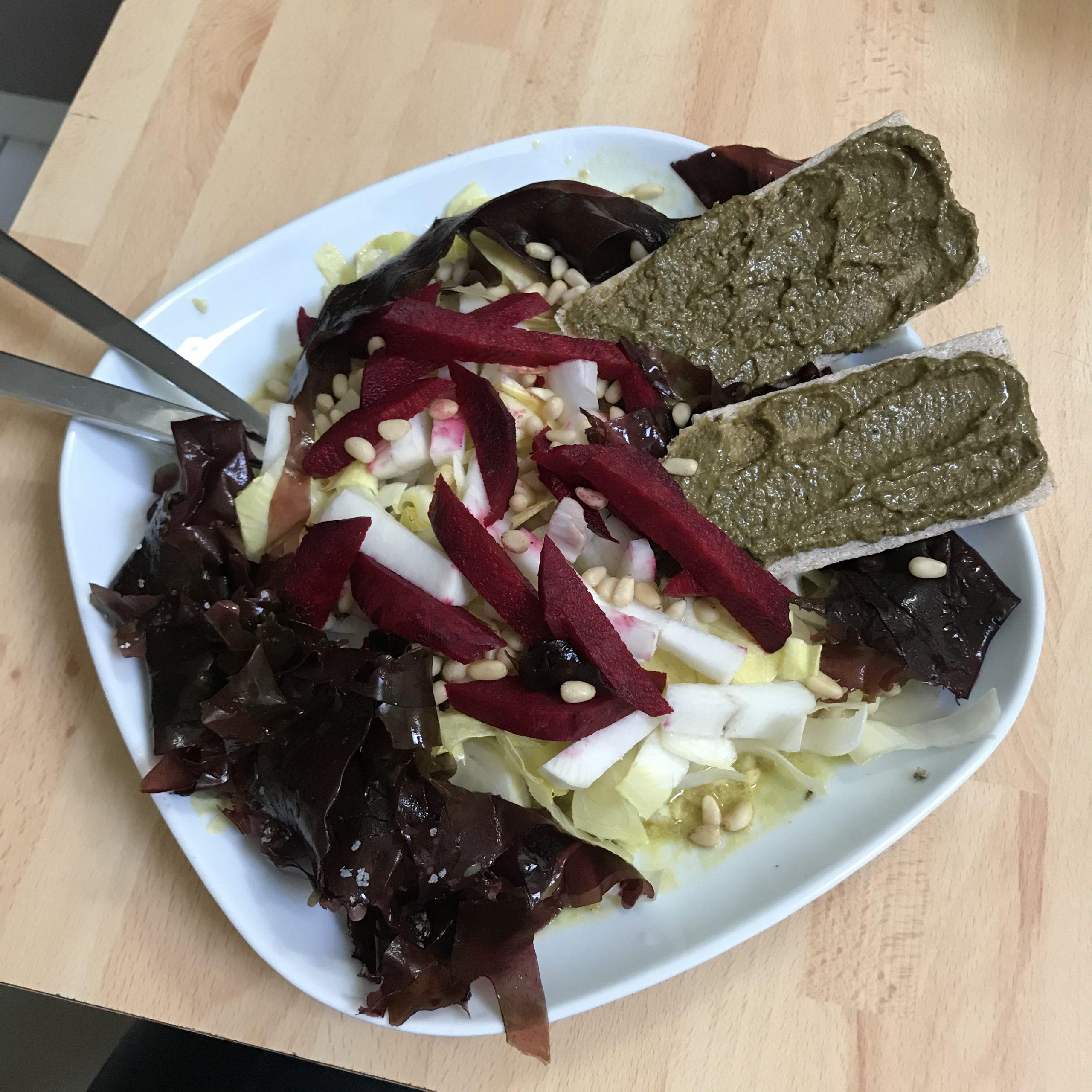 Déjeuner jour 3