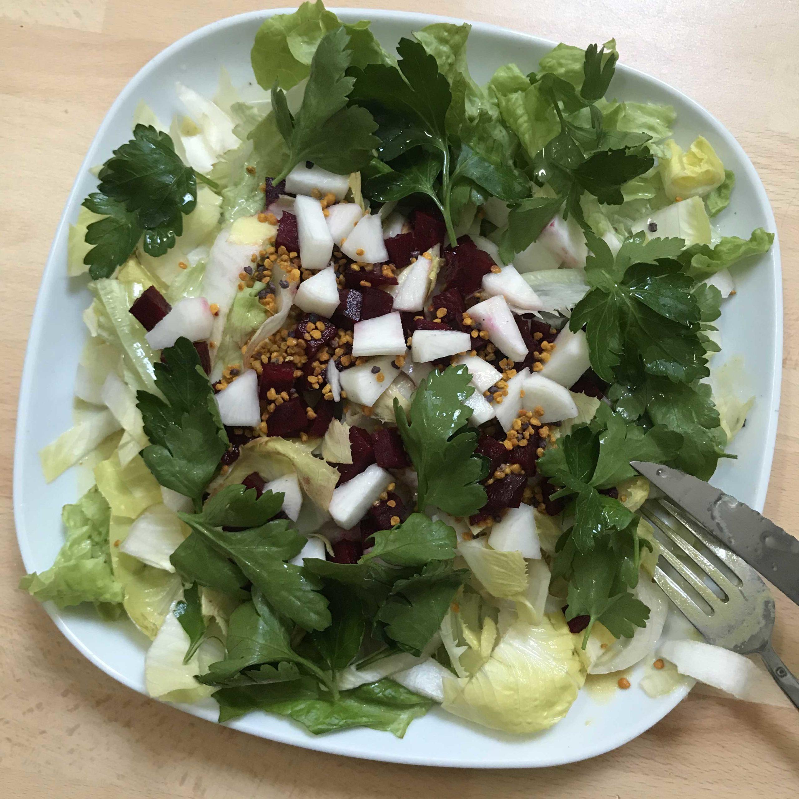 Salade 11/01