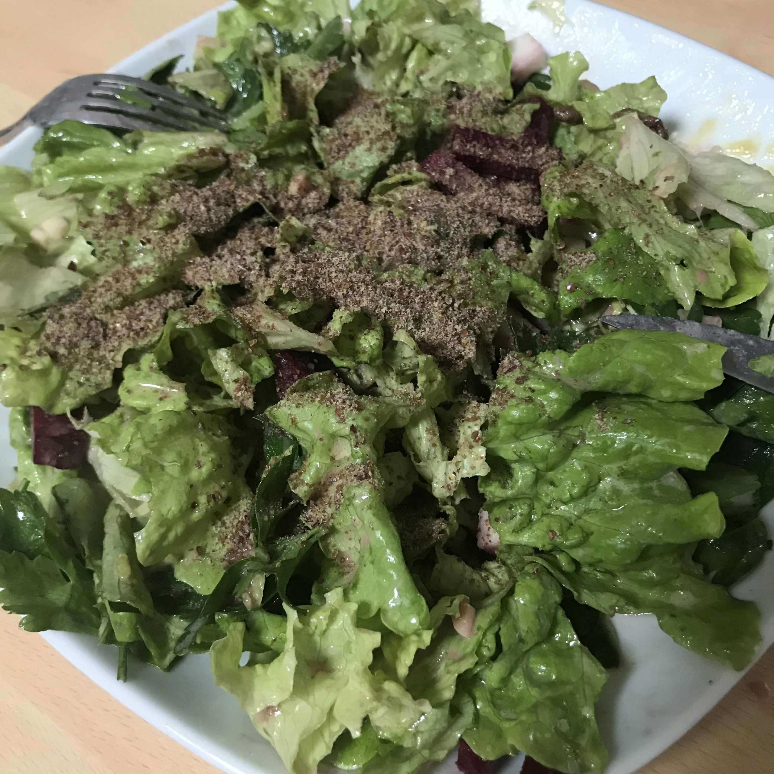 Salade 12/01