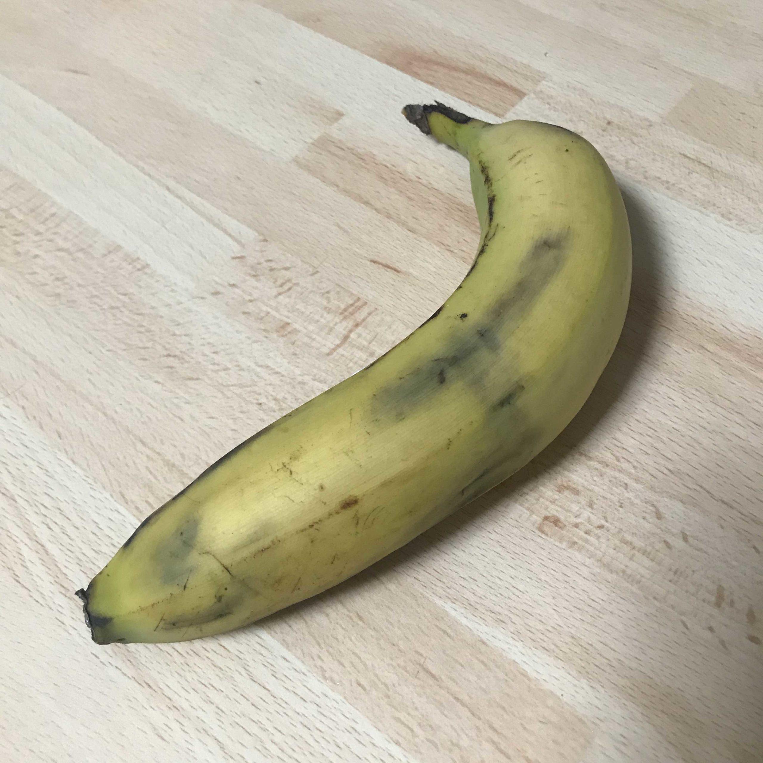 1 banane