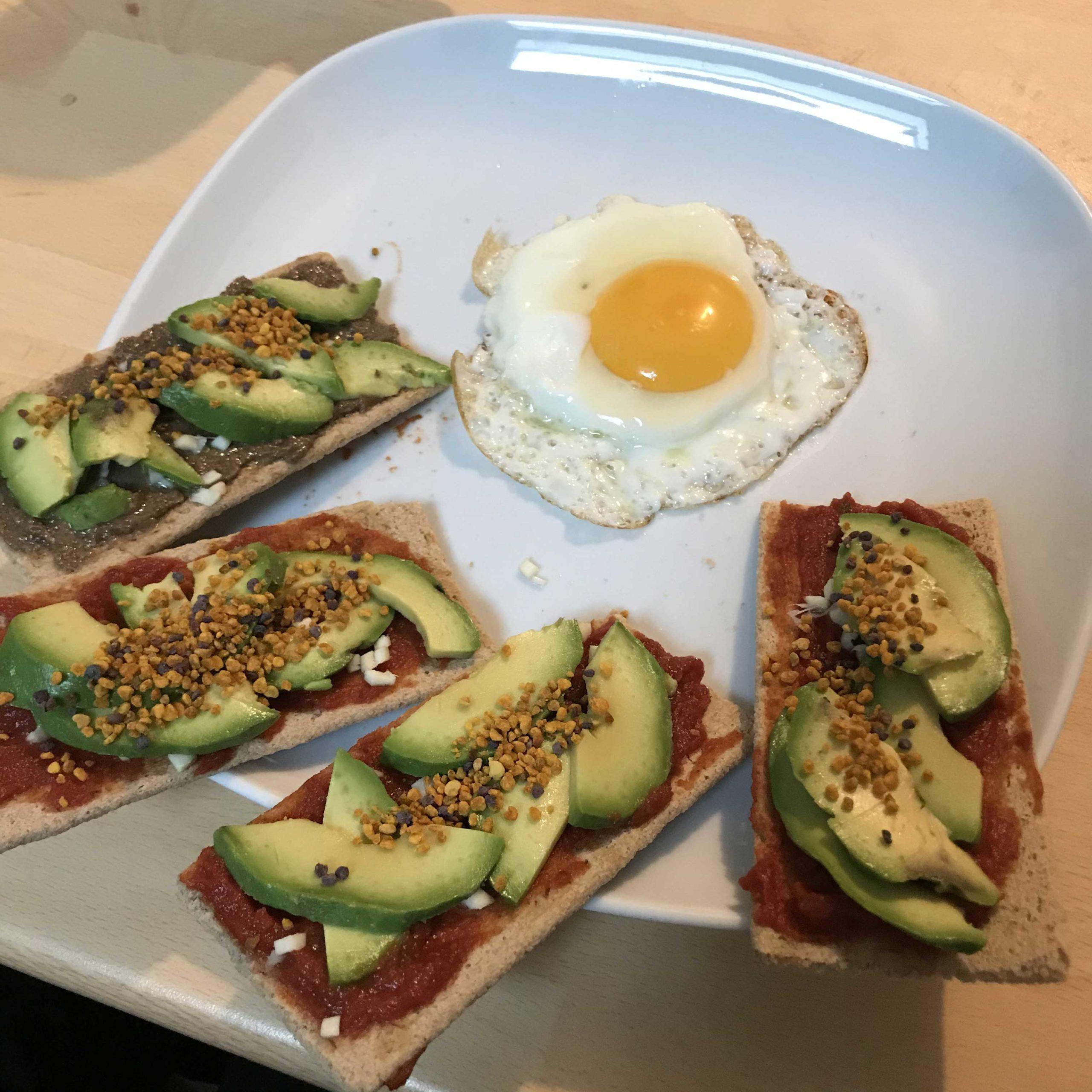 petit déjeuner jour 6