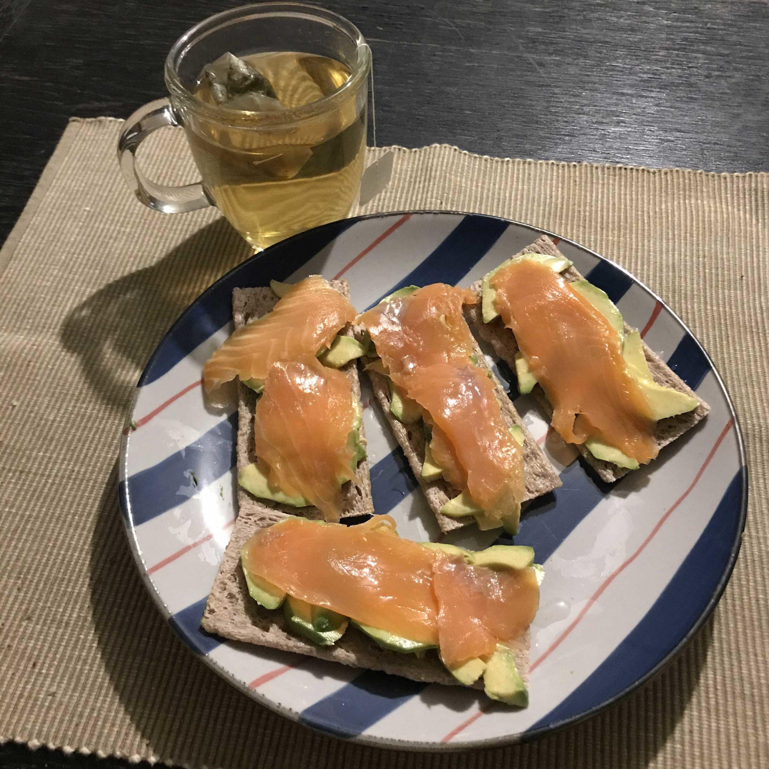 petit déjeuner jour 1