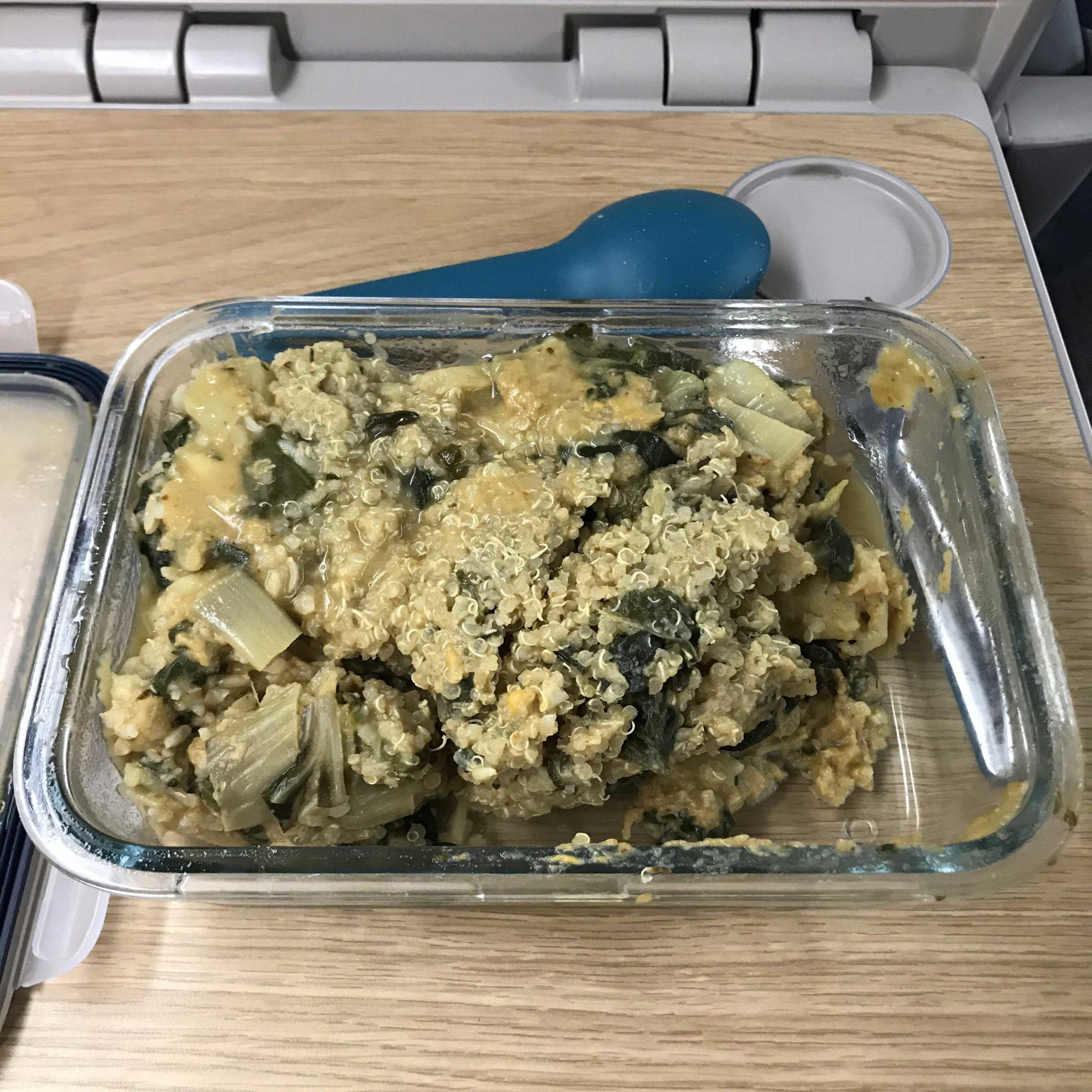 déjeuner jour 1