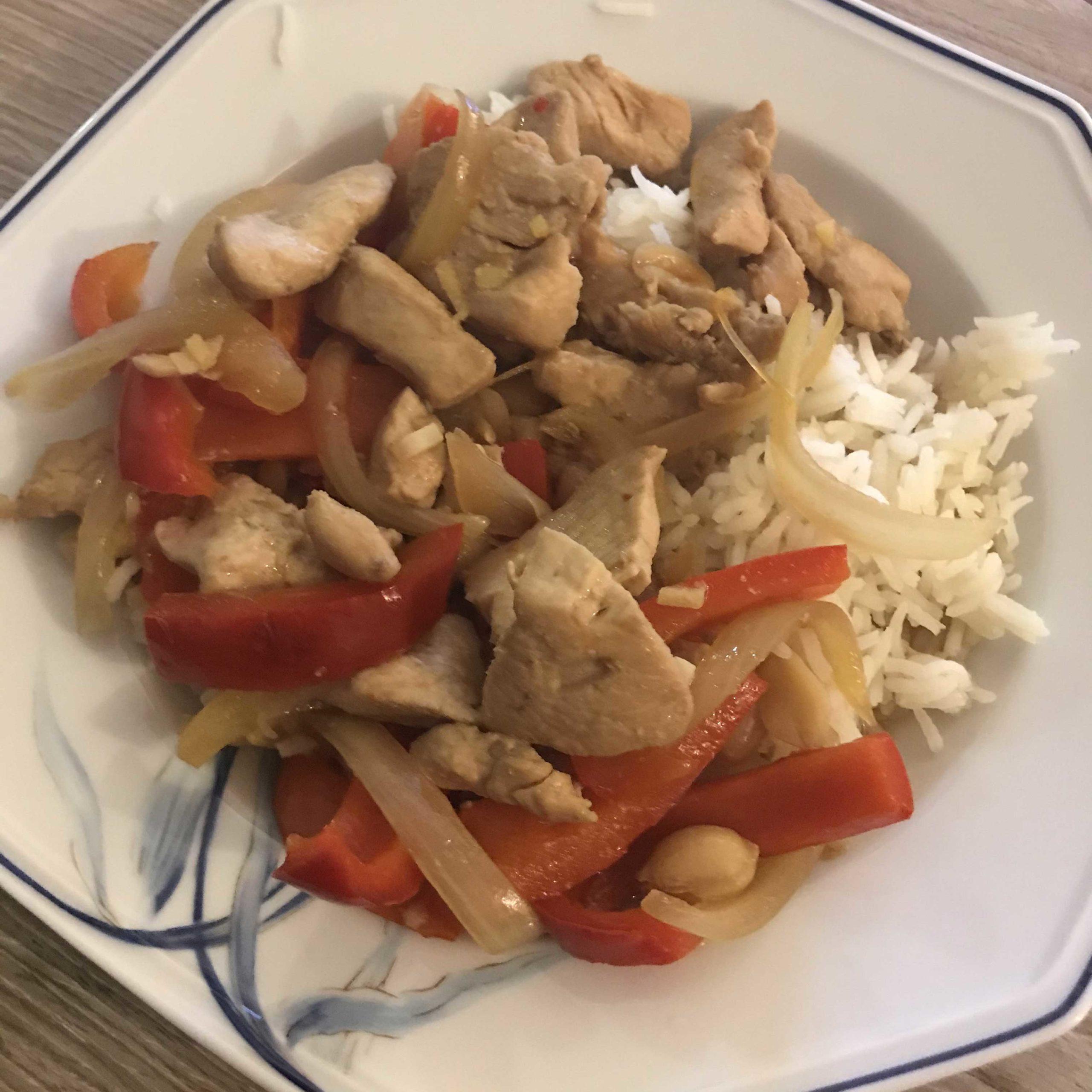dîner jour 2