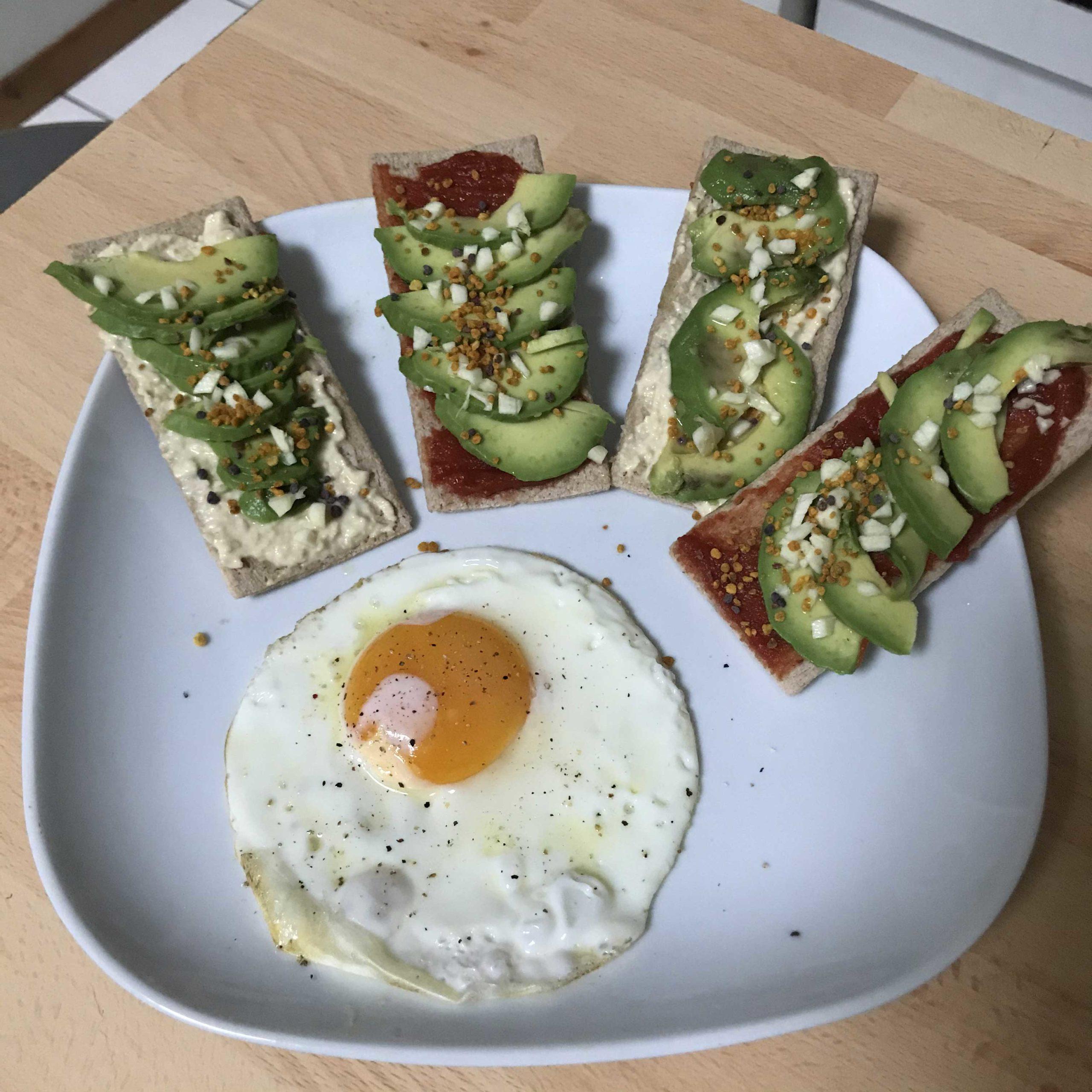 petit déjeuner jour 4
