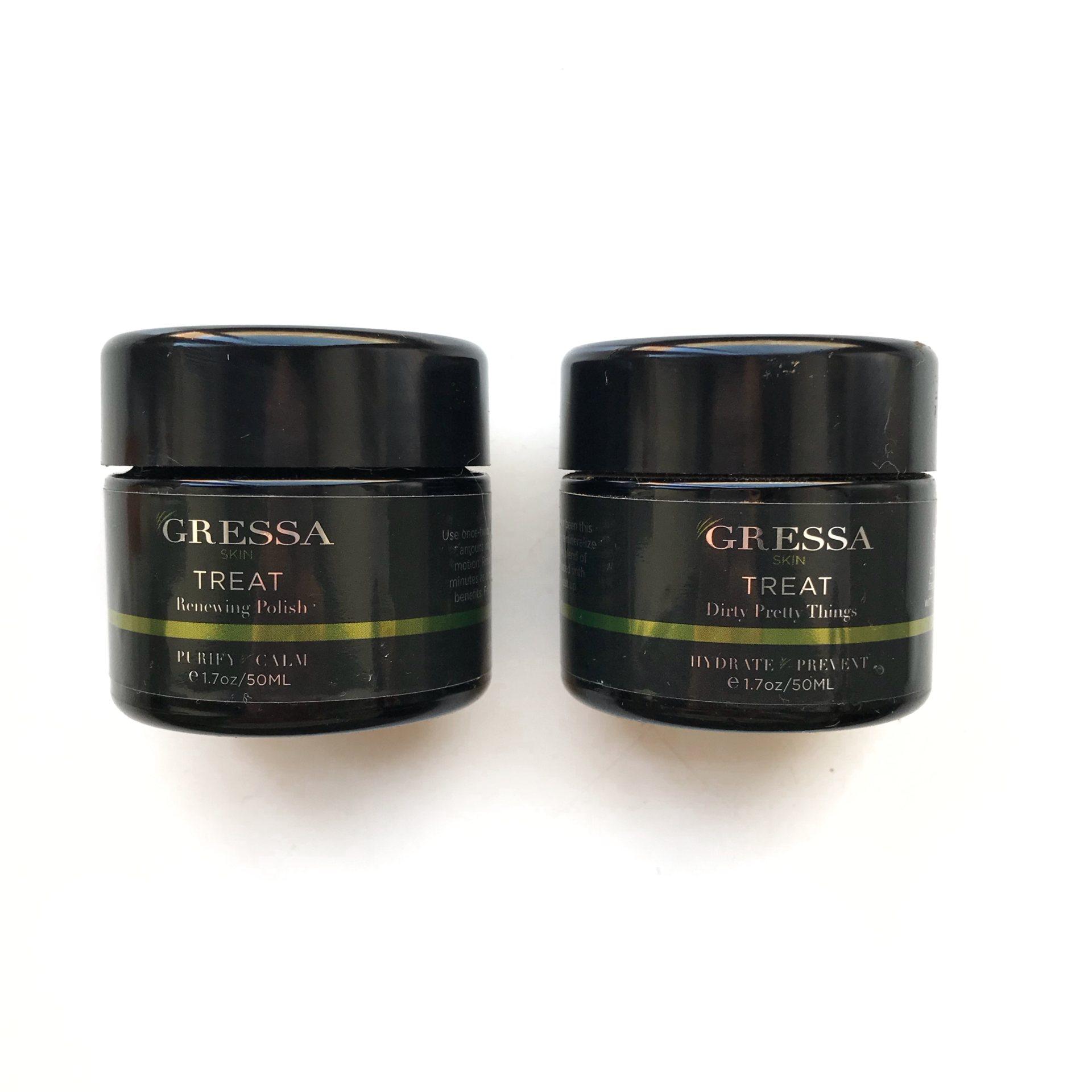 Gressa Skin corrective minimalist foundation