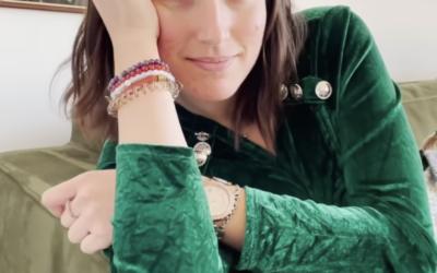 Réel Instagram Caudalie x Les Éclaireuses Beauté Gamme Vinopure